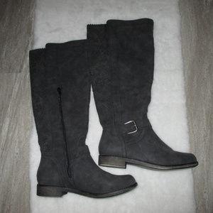 JUST FAB Mayra Flat Boot